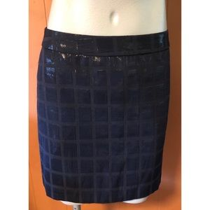 NWT GAP Navy Blue Mini Skirt, size 6
